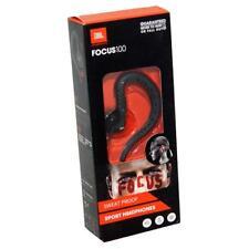 JBL Focus Sports Headphones Over Ear Earphones 3.5mm Wired - Black NEW