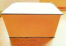 Laser Cut Large Mdf Box Memory Storage  Gift Box Rustic Craft