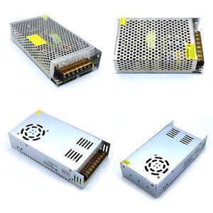 24W-360W DC12V LED Netzteil Adapter Treiber Transformator Driver Schaltnetzteil