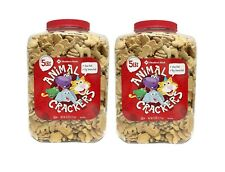 Member's Mark Animal Crackers (5 lbs.) 2 packs