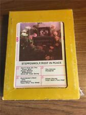 STEPPENWOLF REST IN PEACE RARE 8 TRACK TAPE TESTED LATE NITE BARGAIN!