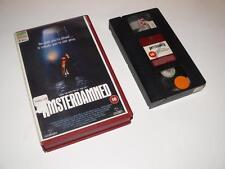 VHS Video ~ Amsterdamned ~ Large Case Ex-Rental ~ Vestron Video International