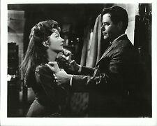 "ANNE BAXTER & GLENN FORD in ""Cimarron"" Original Vintage Photograph 1961"