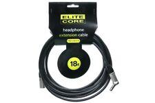 """Elite Core Ec-Pro-Hex18 18' Headphone Extension Cable ( 1/4"""" Trs - Xlrm )"""