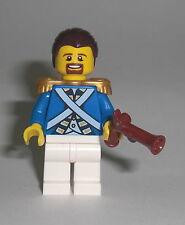 LEGO Pirates - Blaurock Sergeant 1 - Figur Minifig Bluecoat Soldier Pirat 70410