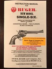 ruger handgun manuals ebay rh ebay com ruger p95dc owners manual Ruger P89