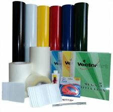 Vinyl Roll Calendared Package Ultimate Kit