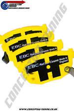 Ebc mejorado yellowstuff Trasero Pastillas De Freno-Para s14a 200sx Kouki Sr20det