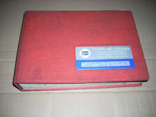 Catalogo parti di ricambio Lancia 2000 Berlina Coupé - PDF