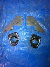 Jeep Cherokee (1984-2001) Pair of Rear Seat Catches