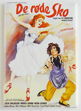 The Red Shoes (Holland) FRIDGE MAGNET (2 x 3 inches) danish movie poster ballet
