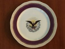 DANBURY MINT PRESIDENT CHINA COLLECTOR PLATE ABRAHAM  LINCOLN