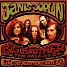 JANIS JOPLIN  - LIVE AT WINTERLAND 68  (CD)  14 TRACKS ROCK & POP  NEU