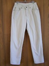 Riders Womens Jeans Khakis Straight Leg Size 12M Made in USA