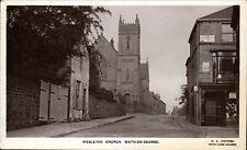 Wath on Dearne. Wesleyan Church by W.E.Farthing, Wath.
