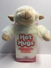 Hot Hugs Microwaveable Hottie By Aroma Home Fragranced with Lavender Brand New