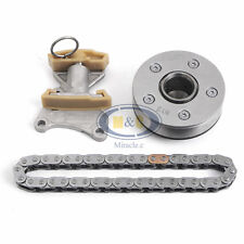 Camshaft Adjuster +Timing Chain +Tensioner For VW GTI Golf AUDI A3 A4 2.0FSI TSI