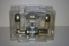 New Baldwin Brass Door Handle Latch & Strike w/ 2 Keys