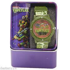 Nickelodeon Teenage Mutant Ninja Turtles Lenticular Digital Watch NEW