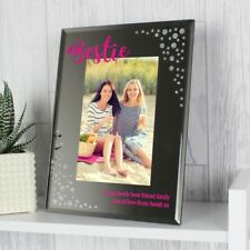 Personalised #Bestie Frame 4x6 Photo Frame Best Friends Birthday Hashtag frame