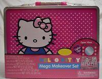 Hello Kitty Mega Makeover Set Suitcase