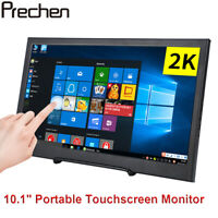 """10.1"""" Touchscreen Portable Monitor 2560 x 1600 HDMI display for PS4 Raspberry Pi"""