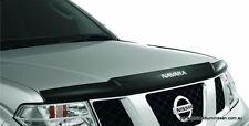 Nissan Navara D40M Spanish Bonnet Protector Smoked F5166-jr100au