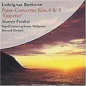 Ludwig van Beethoven - Beethoven: Piano Concertos Nos. 4 & 5 'Emperor' (2001)