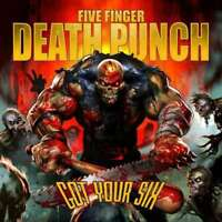 Five Finger Death Punch - Got Your Six (Deluxe Edition) NEW CD