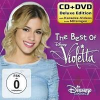 VIOLETTA - The Best Of Violetta Deluxe -- CD+DVD NEU & OVP VVK 16.09.2016