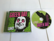 Green Day : ¡Uno! CD (2012) 093624948711 MINT CONDITION