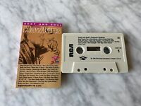 Coleman Hawkins Body And Soul CASSETTE Tape 1986 RCA 5658-4-RB RARE! OOP!