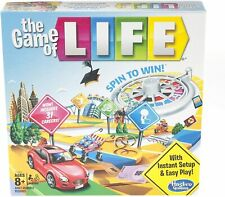 The Game of LIFE (2015) Replacement Pieces (U Pick What U Need)