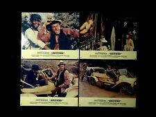 steve mcqueen REIVERS  rare jeu photos cinema lobby cards 1969 cars