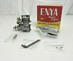 ENYA Engine 15CX TN RC Engine For Radio Control Model Aircraft *RARE*