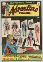 Adventure Comics #397 September 1970 VG- 1st New Supergirl