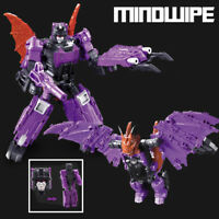 "Kids Gift Toy Deformable Robot Enlarge The Headmasters Mindwipe 8"" Action Figure"