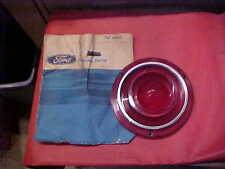 NOS C2AZ-13450-A FOMOCO 1962 62 Ford Galaxie Rear Tail Light Lens RANCH WAGON