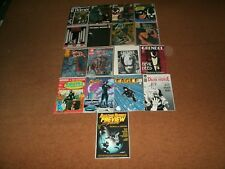 Comico Primer 2, Grendel 1-3, Cards Rare Appearances 17 Total All First Prints