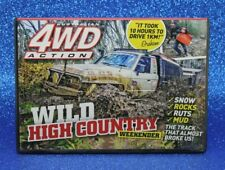 Australian 4WD Action (DVD) Wild high Country Weekender 💚 All Regions #260