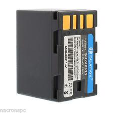Batterie BN-VF823 JVC GZ-MG130 GZ-MG135 GZ-HM400 GZ-HM1 GZ-HD3 Li ion 2250mAh
