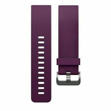 FITBIT Blaze Classic Accessory Replacement Band Strap - Small, Plum