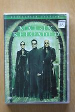 Matrix Reloaded (DVD, 2010)  Preowned (D195)