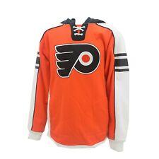 Philadelphia Flyers NHL Reebok Kids Youth Size Jersey-Style Hooded Sweatshirt