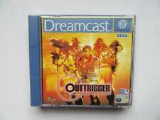 Sega Dreamcast Spiel * Outtrigger * in OVP