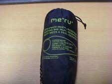 Meru me ru schlafsack inlett Mumienformat 240g 220cm Microfaser