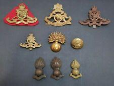 Collection Royal Artillery Cap Badges