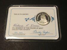 Franklin Mint Center Coin - Pennsylvania 1974 - Member - souvenir