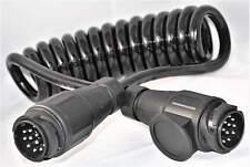 Anhänger Verlängerung Kabel 13polig Kfz Verbindungsspirale Spiralkabel 1,75m