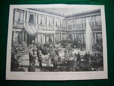 Milano 1895, inaugurazione seminario + Nuova facciata di San Gottardo